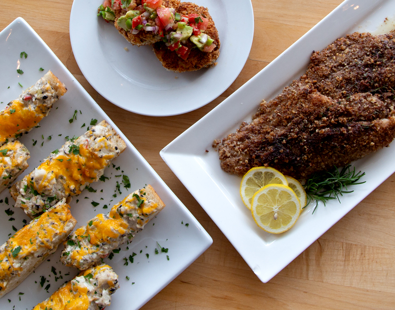 Heartland Catfish Partners with Viking Cooking School for New Recipes