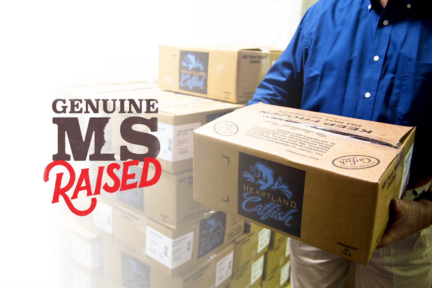 Heartland Catfish Company Is a Proud Member of Genuine MS