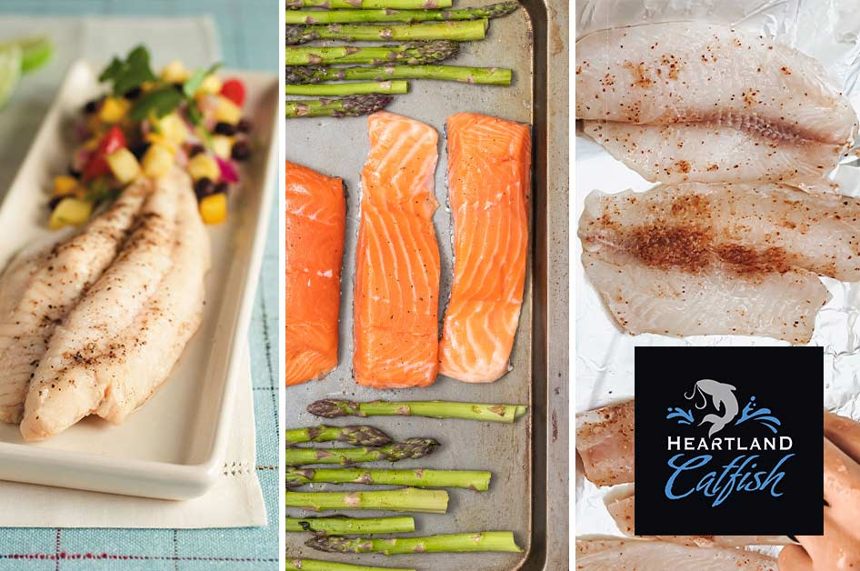 Fish Flavor Profiles: Comparing Grocery Store Favorites
